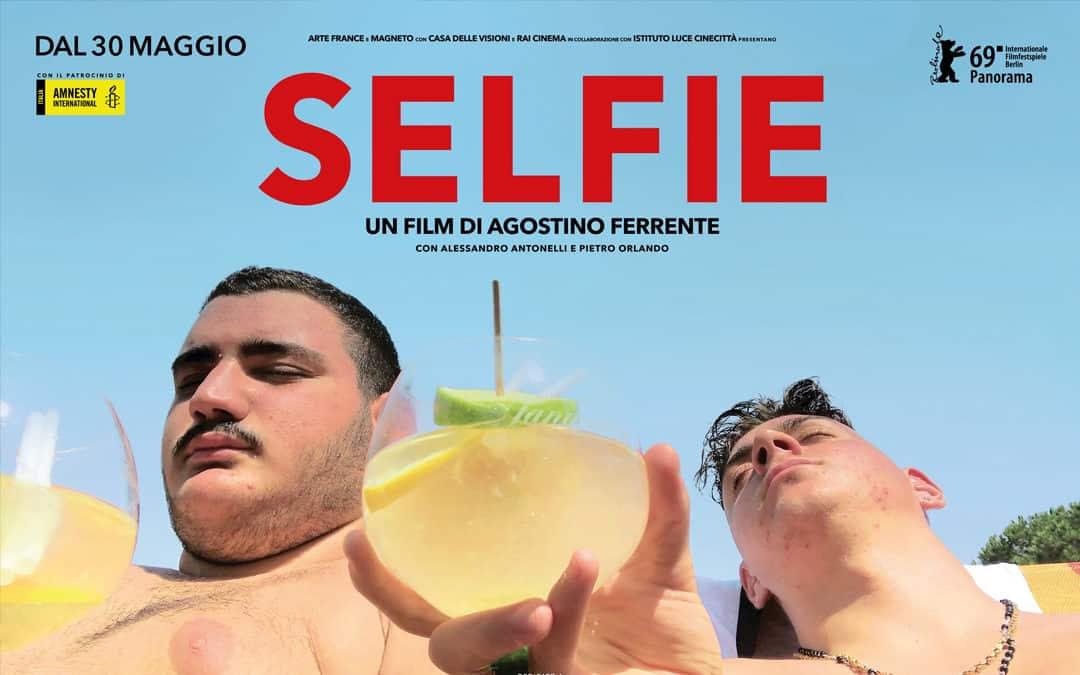 Proeizione film Selfie: giovedì 20 giugno 2019 alle ore 20.45